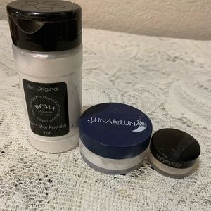 Other - 3  name brand translucent setting powders